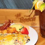 Omelette n Loaded Bloody Mary